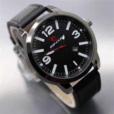 jual terbaru jam tangan pria ripcrul kulit murah