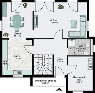 offene küche grundriss k 252 che grundriss einfamilienhaus offene k 252 che grundriss