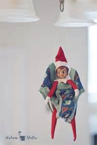 elf on the shelf swing an underwear swing rocking my 365 project
