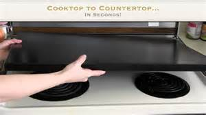 gas cooktop cover stovetopper 174 the one burner cover