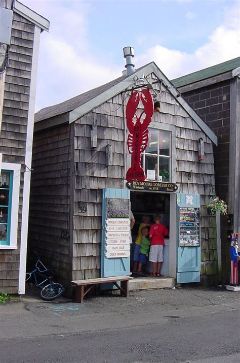 roy moore lobster company rockport ma panoramio photo of roy moore lobster company bearskin