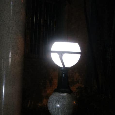solar pillar lights india product led solar powered gate post light solar