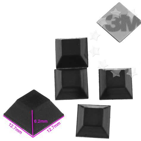 cabinet door cushion pads 50 self adhesive rubber bumper stops cabinet door