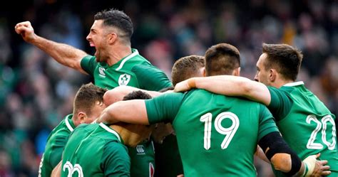 best rugby team in the world ireland are now the second best rugby team in the world