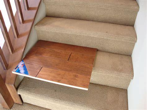 Opinions on wood stairs (hardwood floors, engineered