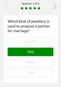 quiz questions jewellery amazon nevi jewellery quiz answers valentine day