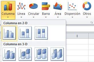 tutorial hacer graficos en excel 2010 c 243 mo crear un gr 225 fico en excel excel total