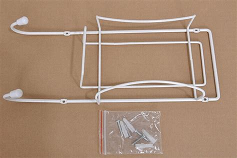 Iron Rack For Ironing Board by Metal Ironing Board Rack Electric Iron Holder Household Bathroom Shelves Ebay