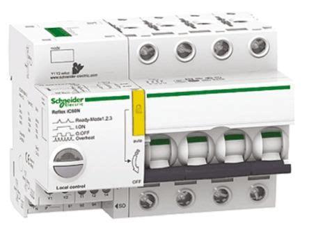 Mcb Ic60n 2p50a 6ka Schneider a9c52410 schneider electric acti 9 ic60n mcb mini