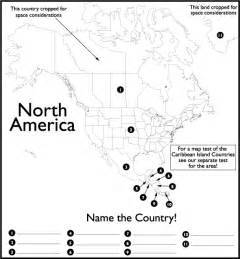 Blank Map Of South America Quiz by Blank Map Of Central And South America Quiz