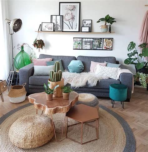 plantas en la decoracion del hogar casas de instagram