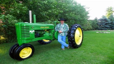 Is It Worth It To Get A Jd Mba by 1941 Deere B