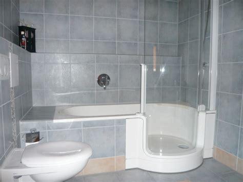 badewanne mit dusche und tür badewanne mit dusche und einstieg das beste aus