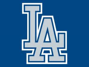 enjoy our wallpaper of the month los angeles dodgers