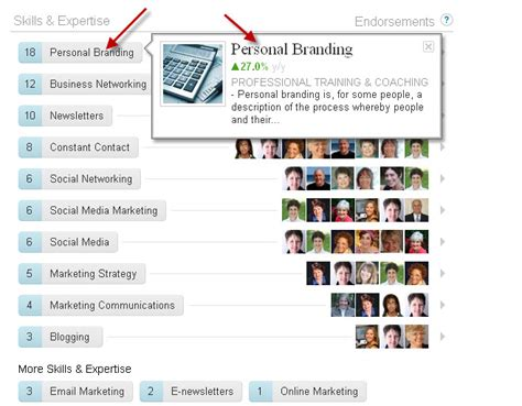 linkedin skills section linkedin quot skills quot section explanation and tutorial