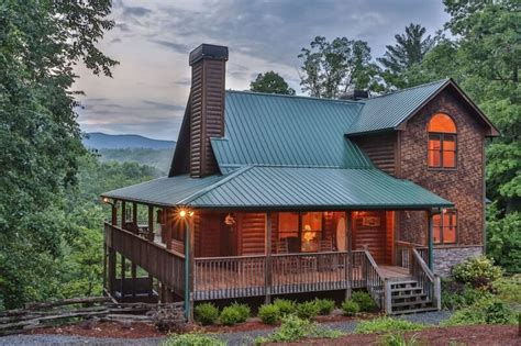 cabins cabins in ellijay luxury cabins