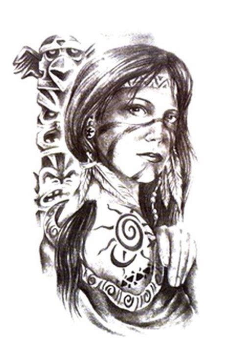 indian tattoo designs for women tattoos for american indians and painting on