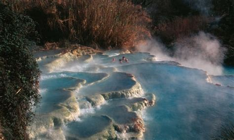 saturnia hot springs tuscany favethingcom