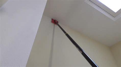 how to cut in paint high ceiling www energywarden net