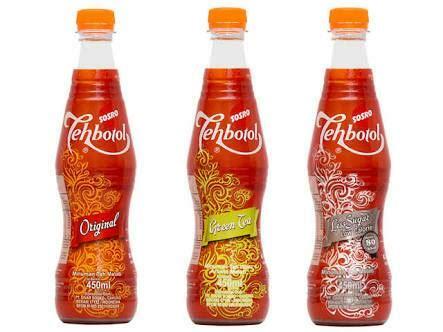 Teh Botol Sosro 450 Ml Per Botol teh botol sosro