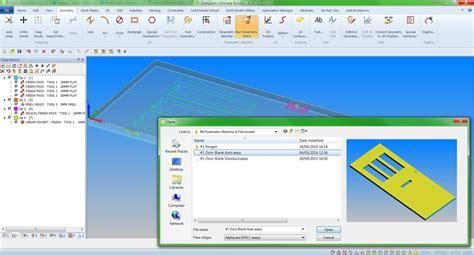 alphacam cabinet vision  vero software featured