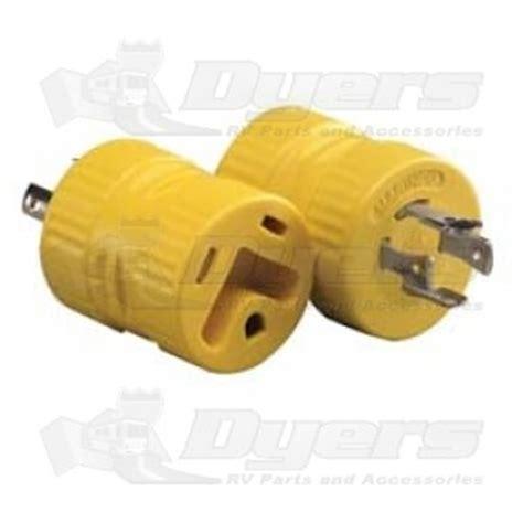 Park Power 30 Amp F To 20 Amp Locking 4 Prong M Generator