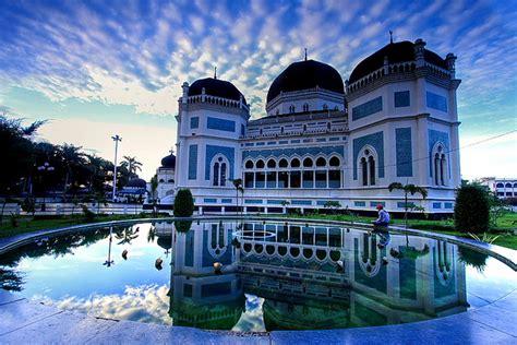 Ac 1 2 Pk Kota Medan masjid al mashun medan ridha muldina