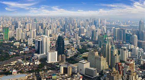 i quartieri di bangkok