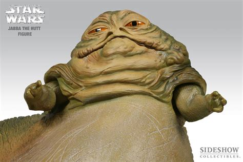 pictures of jabba the hutt jabba the hutt sixth scale figure sideshow collectibles