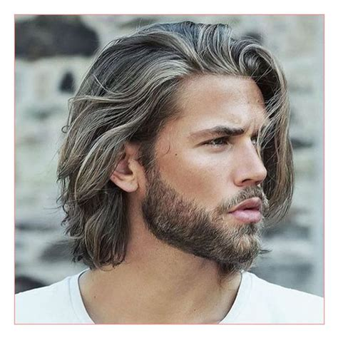 how to do long hairstyles for guys undercut with beard haircut for men 40 manly hairstyles