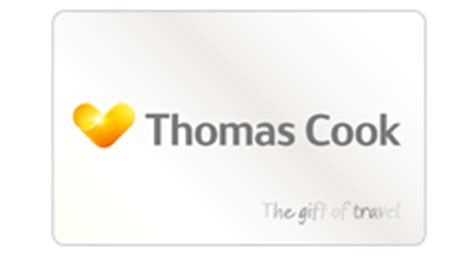 Thomas Cook Gift Card - hotel gift vouchers gift cards voucher express