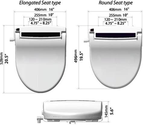 dimension bidet infinity bidet elongated xlc 3000 toilet seat remote
