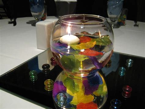 26 Best Our Centerpieces Images On Pinterest Dream Rainbow Themed Centerpieces