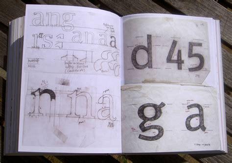 libro typography sketchbooks unostiposduros gt cuadratines gt typography sketchbooks