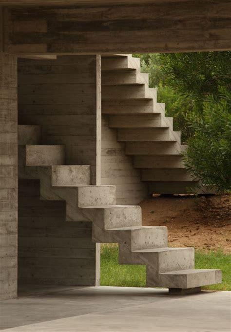 wohnideen des monats treppen aus beton