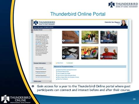 Thunderbird Mba Ranking by Thunderbird S Certificate In Global Gas