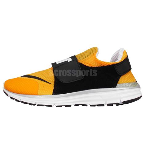 Sneakers Wedges Import Original Gold And Silver Best Seller nike lunarfly 306 just do it jdi print velcro mens running