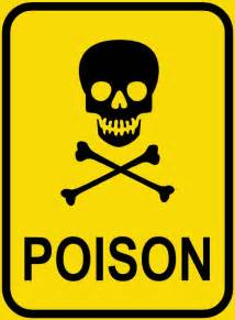 poison sign clipart best