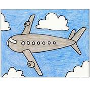 Airplane  Art Projects For Kids