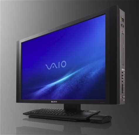 Pc Hdtv Come Together Free Tv by Sony Vaio Rt All In One Hd Studio Pc Hdtv Itech News Net
