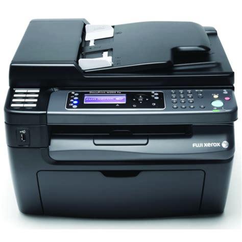Fuji Xerox M205 B Original Ct201609 fuji xerox docuprint m205 fw hardwarezone sg