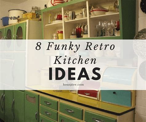 funky kitchens ideas 8 funky retro kitchen ideas houspire