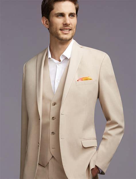 linen wedding suit rental tan mens suit for wedding
