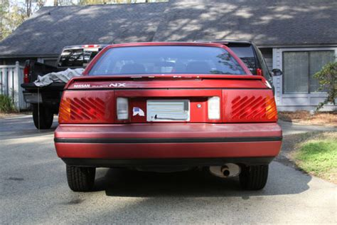 1989 nissan pulsar for sale 1989 nissan pulsar nx xe coupe 2 door 1 6l for sale in