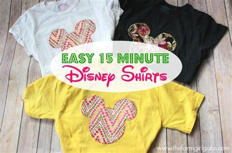 create   disney shirt wwwthefarmgirlgabscom