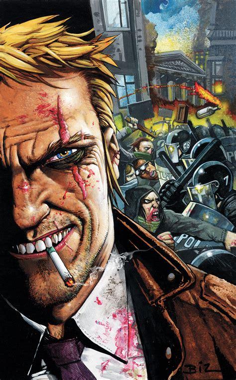 Dc Comics Hellblazer 64 hellblazer vol 1 293 textless cover simon bisley