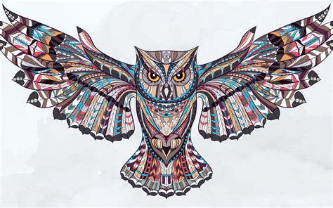 owl wallpaper for macbook 1680x1050 abstract owl desktop pc and mac wallpaper