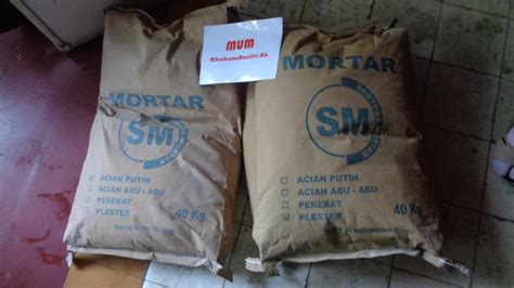 Jual Bata Ringan Unicon Bahan Bangunan Murah Jakarta jual perekat bata ringan mortar harga murah surabaya oleh cv mitra usaha mandiri