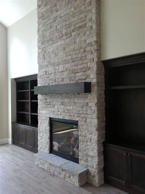 stone around fireplace new construction indoor fireplace stone fireplace built