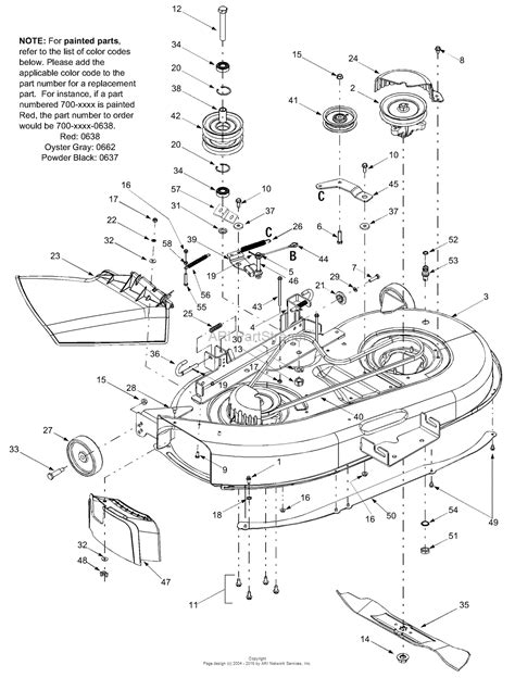 assembly diagram wiring diagram for troy bilt bronco 41 wiring